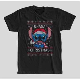 6a6a3904fcc18 Camiseta Feminina Stitch - Calçados