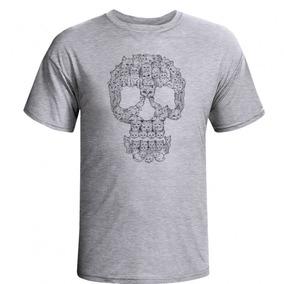 12ed4cc24 Camiseta Rude Importada Da Hot Topic Caveira Skull Esqueleto ...