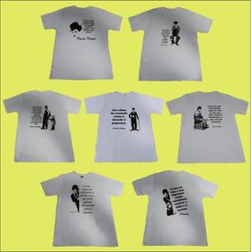 2a2d7ac09 Camisetas Tamanho U para Masculino em Joinville no Mercado Livre Brasil
