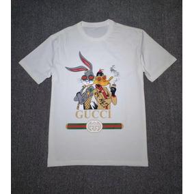 c1abb36b01acd Camisa Camiseta Gucci Original Looney Tunes Oportunidade