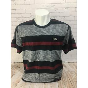 8e163a7ae46c7 Nova Camiseta Lacoste 100% Peruana Lançamento Tamanho Gg