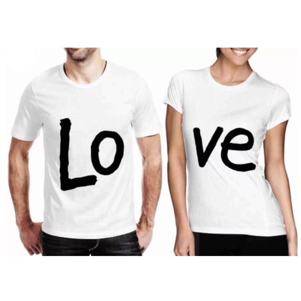 dc13b9102 camisetas blusas personalizadas love namorados unissex 0180. Carregando  zoom.