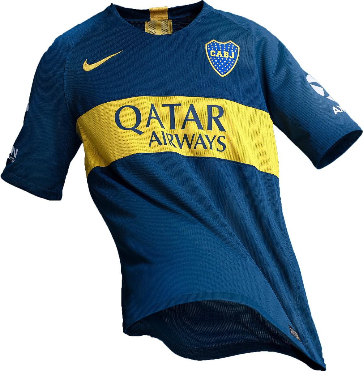 75cd30665dacd camisetas boca juniors titular + alternativa 2019 palermo. Cargando zoom.