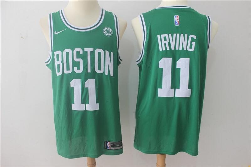 sale retailer f8e20 427d4 Camisetas Boston Celtics 2018-2019 Irving