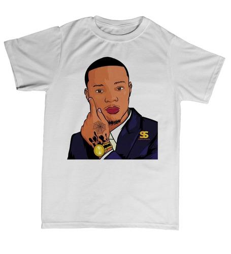 camisetas bow wow hip hop wizzle swag rapper rap