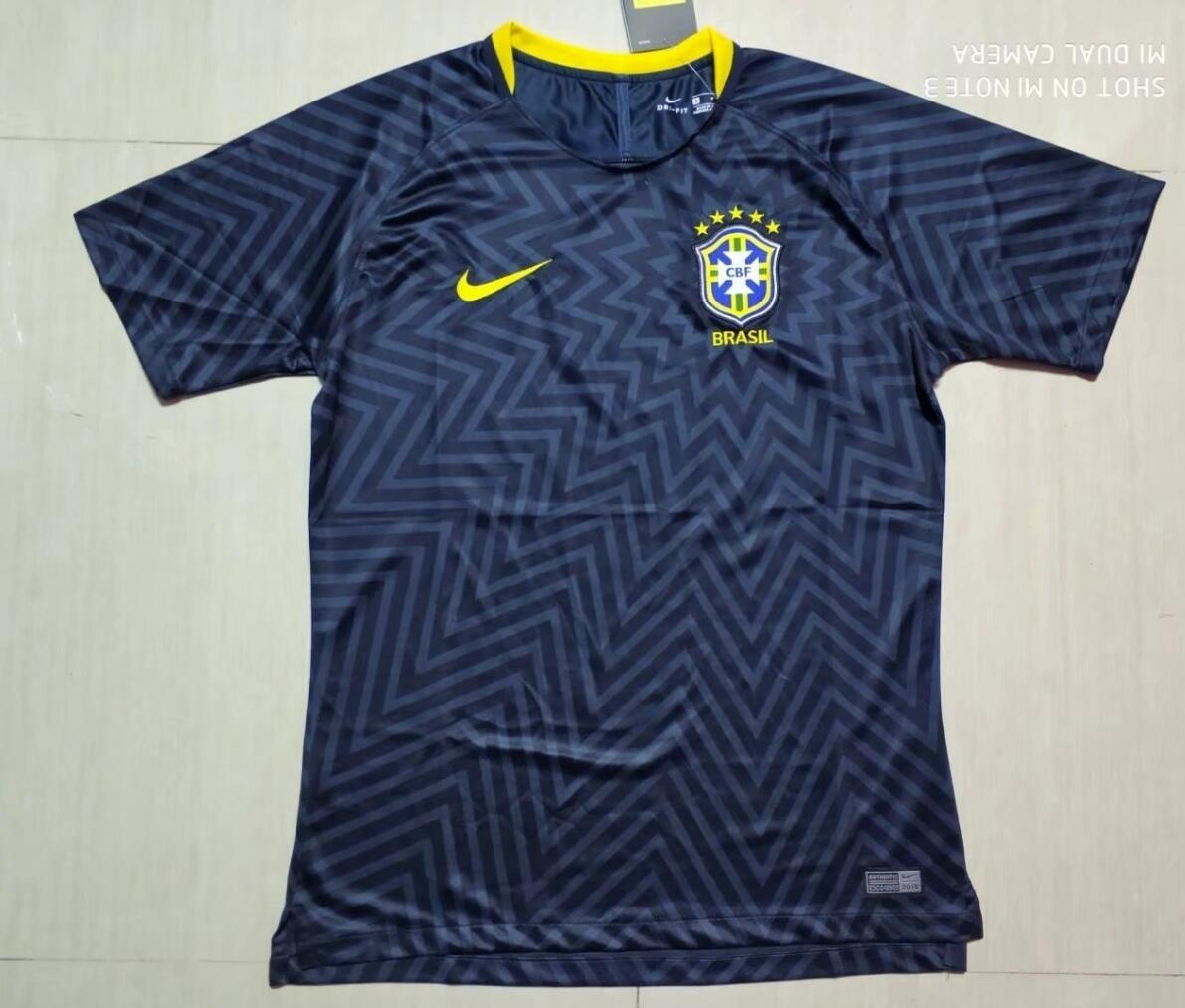 d2fd79e790 camisetas brasil brasileira passeio-treino camisa neymar. Carregando zoom.