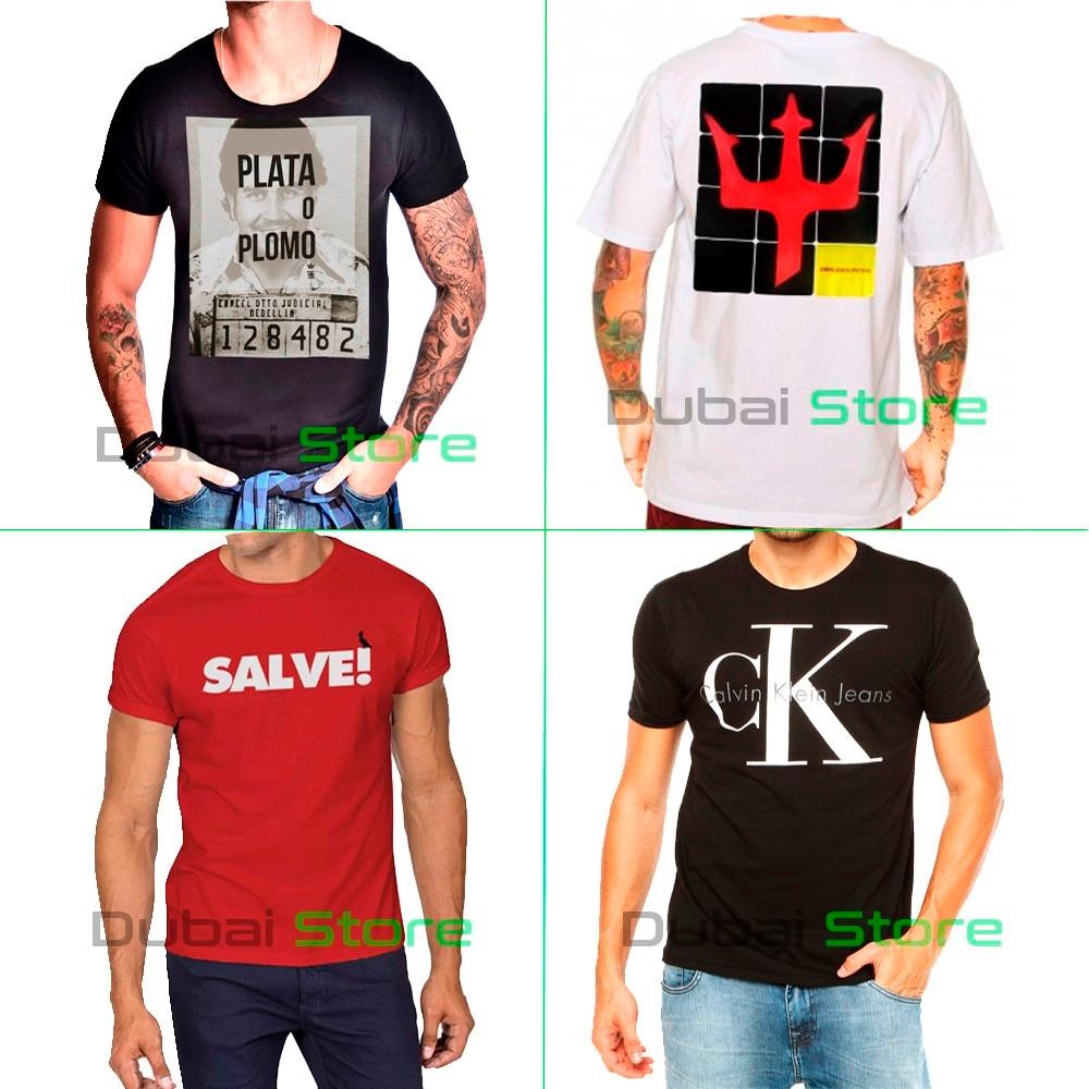 47679d7bcf6 Camisetas Calvin Klein