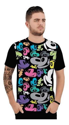 camisetas camisa camiseta  mickey