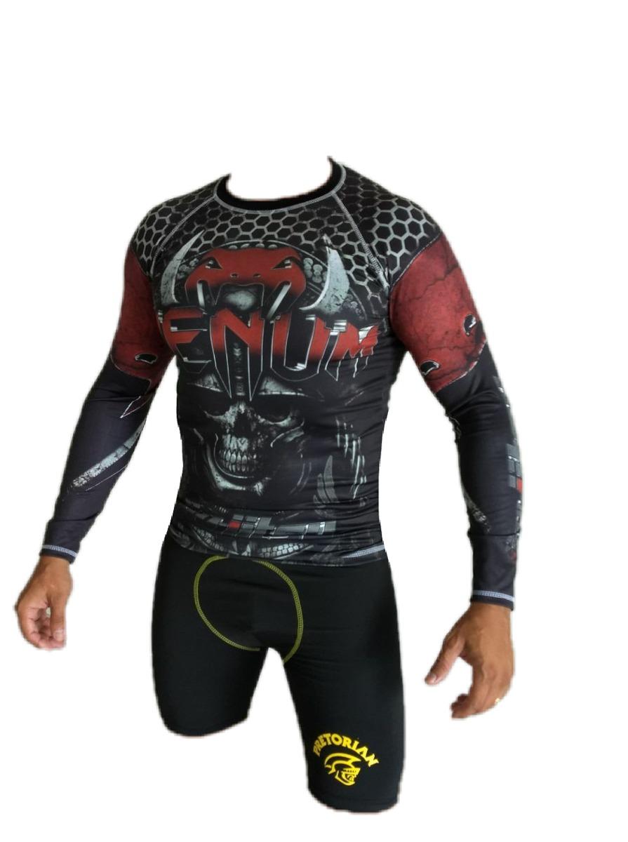 d393dcef56300 camisetas camisa térmica rash guard jiu jitsu preta branca. Carregando zoom.