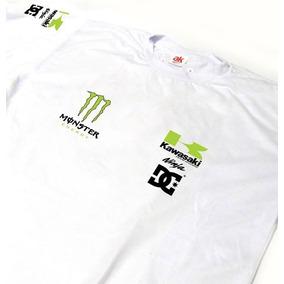 159809a5d Camisa Dc Motocross no Mercado Livre Brasil