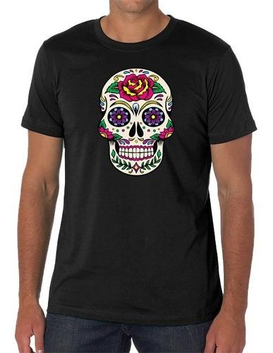 camisetas caveira mexicana