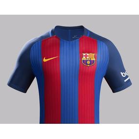 bbc9ef51d2316 Camisetas De Barcelona Azul Aguamarina en Mercado Libre Colombia