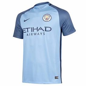 1d7a16f9a8da2 Camiseta Del Manchester City 2016 Alternativa - Deportes y Fitness en Mercado  Libre Colombia
