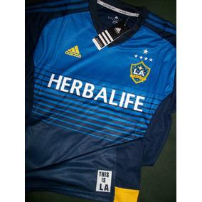104afa3c4b221 Camiseta Alternativa La Galaxy en Mercado Libre Argentina