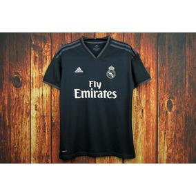 9cefb31e4e69b Camiseta Real Madrid Negra Bwin Original - Camisetas de Fútbol en Mercado  Libre Colombia