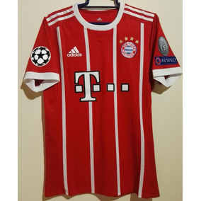 5b338130aac38 Camiseta Bayern James - Camiseta del Bayern Munich para Hombre en Mercado  Libre Colombia