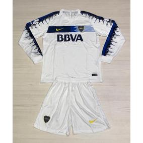 415b7ca9b11a1 Camiseta Real Madrid Champions League Manga Larga - Camiseta del Real Madrid  para Hombre en Mercado Libre Colombia