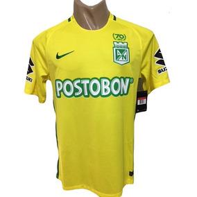 d5696d6128f40 Camiseta De Atletico Nacional De Medellin Suplente 2017.   2.199. Envío  gratis