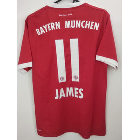 a39a9483bca9f Camisa Bayern Munich James en Mercado Libre Colombia