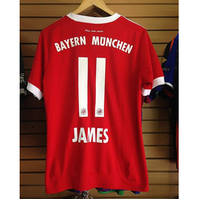 ba2151130a421 Camiseta Bayern Munich James Niño - Fútbol en Mercado Libre Colombia