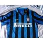 Remato Camiseta Inter De Milan Año 2015-16 Nueva