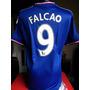 Camiseta Chelsea Falcao
