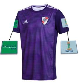 b50800d207673 Camisetas De Futbol Violetas Lilas - Fútbol en Mercado Libre Argentina