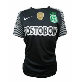 4d04f7c6281d8 Camiseta Atletico Nacional Replica - Camiseta de Atlético Nacional para  Hombre en Mercado Libre Colombia