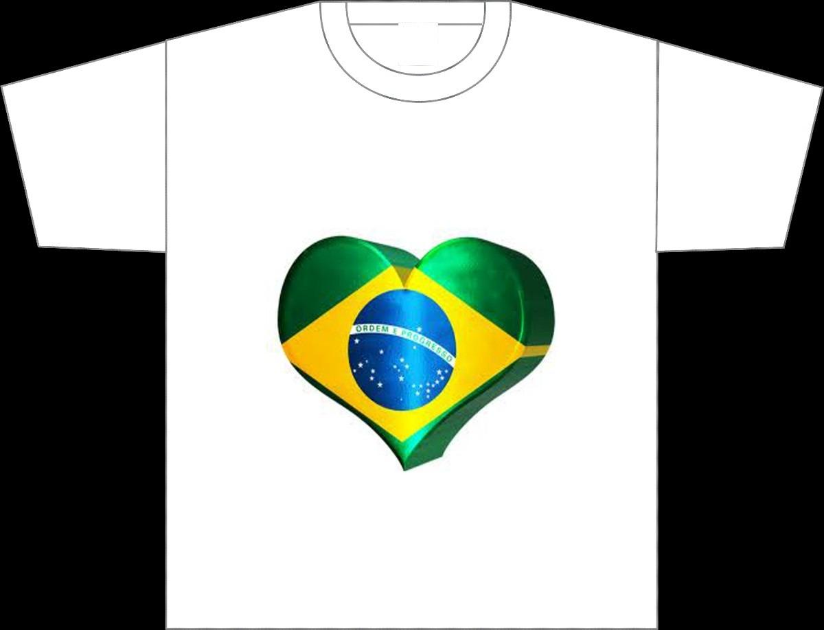 fc91bb8b19 Camisetas Com Bandeiras