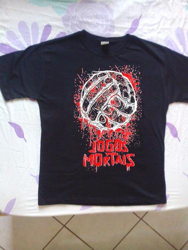 camisetas com estampas diversas