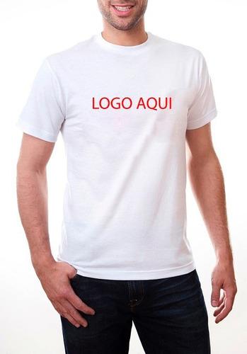 camisetas con bordado cuello redondo dama y caballero