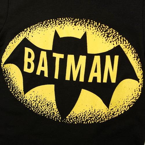 camisetas con capa disfraz / batman y superman - niños