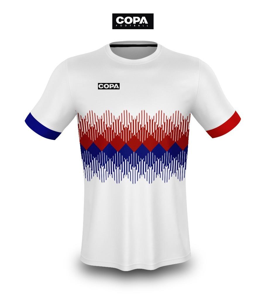Camisetas copa futbol equipos diseños personalizados cargando zoom jpg  954x1044 Personalizadas camisetas de equipos futbol 946833149caa8