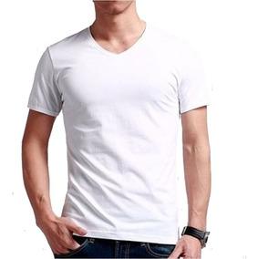 839fd558 Camiseta Naranja Cuello En V - Ropa y Accesorios en Mercado Libre Colombia