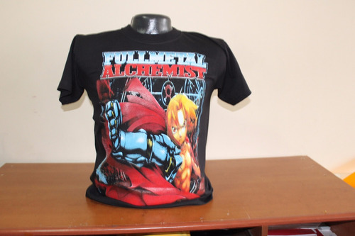 camisetas de anime al por mayor