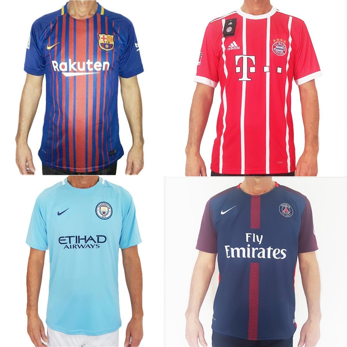 camisetas de fútbol europeo p  equipos x10 unidades. Cargando zoom. 096add718e166
