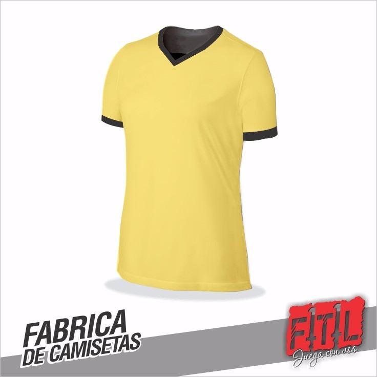 Camisetas De Futbol P equipos Minimo 10 Unidades -   300 83e300773e21b