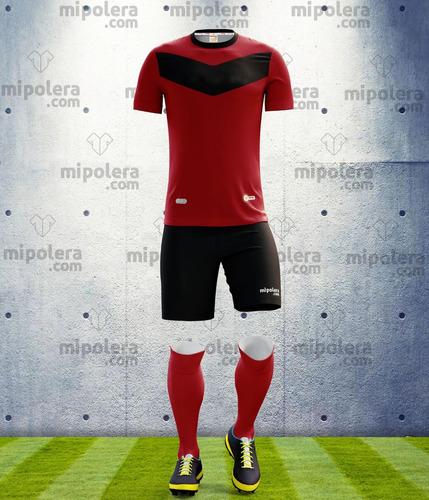 camisetas de fútbol personalizadas mod. manchester mipolera