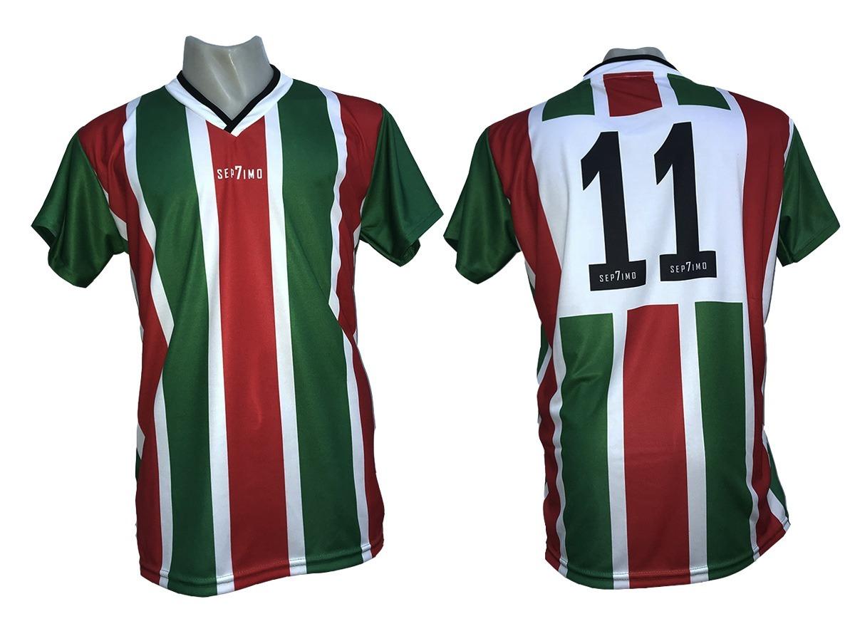 e2e746ad9b951 Camisetas De Futbol Sublimada Numeradas 10-14- Sep7imo C8 -   250