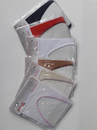 camisetas de muselina niña-dama pack por 3 unidades