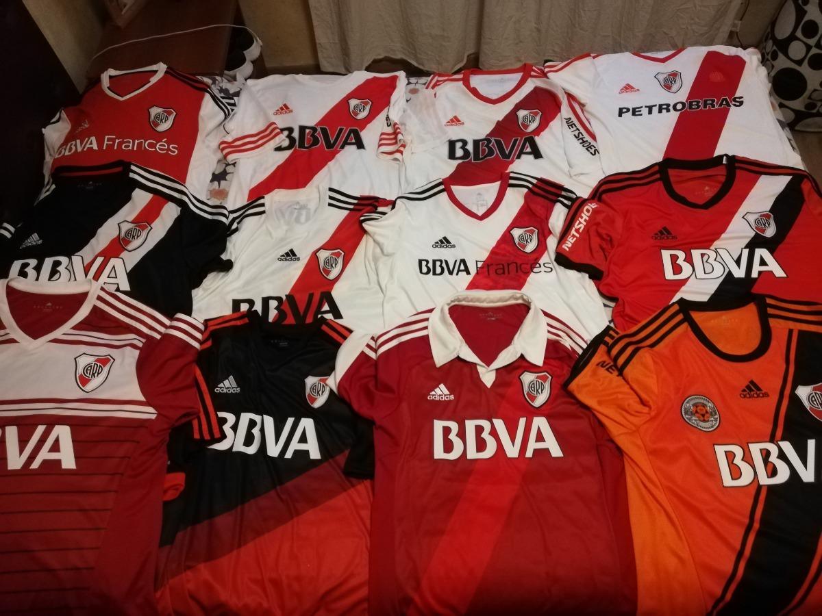 26f5c3f95cbdb Camisetas De River -   8.000