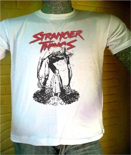 camisetas de stranger things