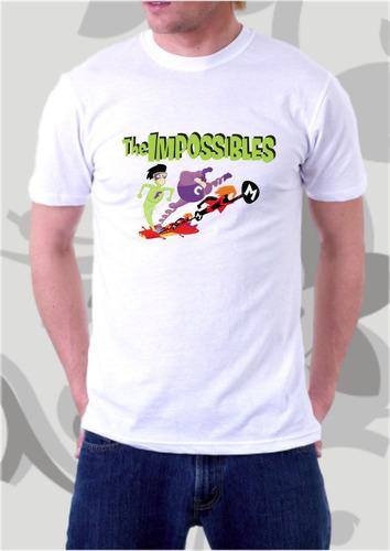 camisetas décadas 70 - 80