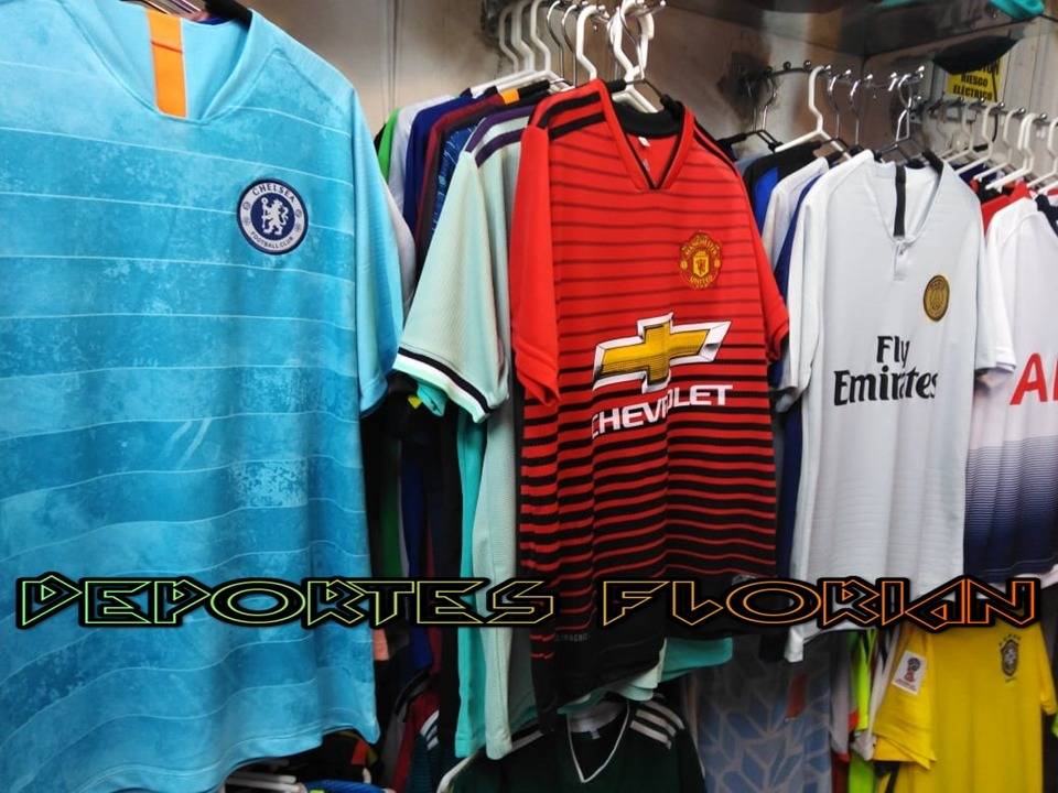 camisetas deportivas de futbol. Cargando zoom. d6b9b33488c3e