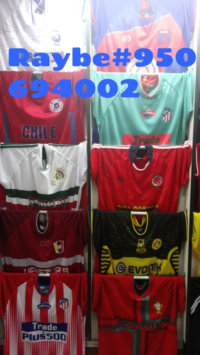 camisetas deportivas de selecciones y clubes de futbol. Cargando zoom. ad5785eb7d9d9