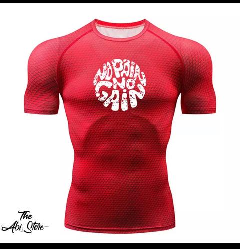 camisetas deportivas - dry fit