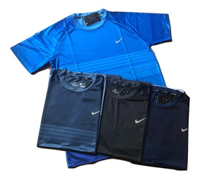 7603126eb Camisetas Deportivas Para Caballero Nike - Camisetas de Hombre en ...