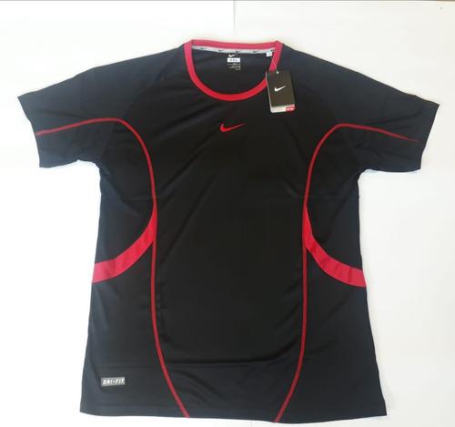camisetas deportivas nike adidas under armour para hombre