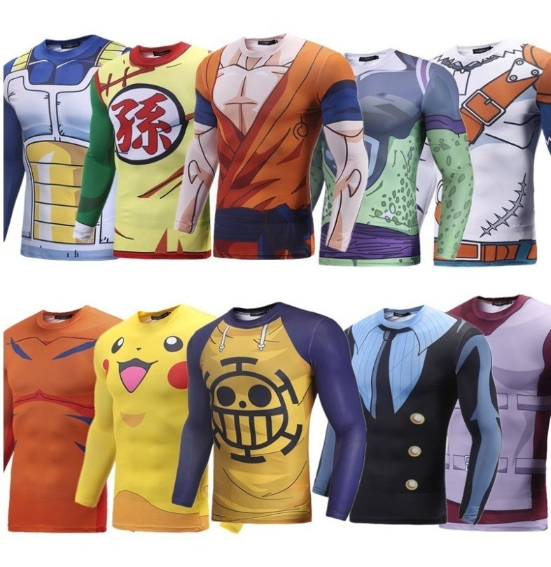 Camisetas Desenhos Animes Pokemon Dragonball Z Naruto