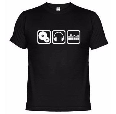 camisetas dj's e baladas vida de dj